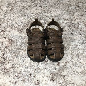 Carter's Brown Sandals
